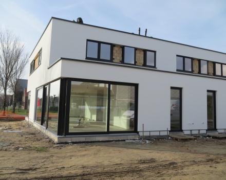 3 woningen Jabbeke